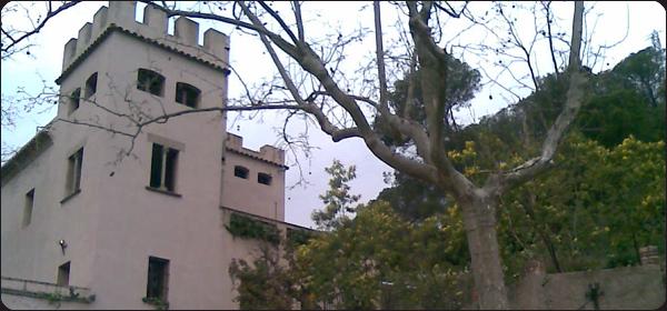 Castle in Barcelona