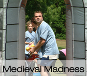 Medieval Madness Its a Knockout Games