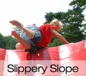 Slippery Slope Its a Knockout Games