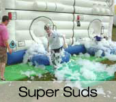 Super Suds Its a Knockout Games
