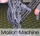 Team Building Motion Machine